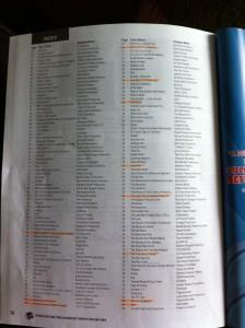 Fringe picks 2013