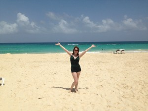 Sunshine in Punta Cana