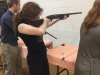 Pump action shotgun... Winchester brothers eat your heart out