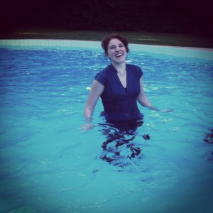 "In the Pool for ""Ripples"""