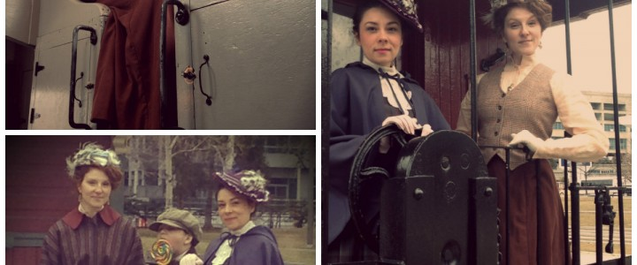 Murdoch Mysteries LIVE…or dead, rather?