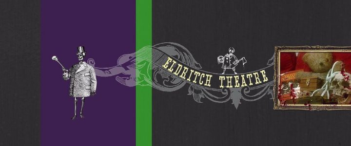 Eldritch Theatre banner art