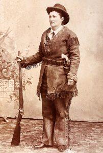 Calamity Jane circa 1880