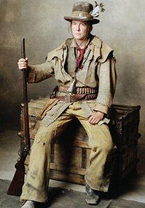 robin weigert portrays calamity jane on deadwood